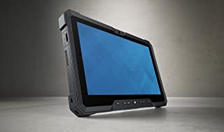 Dell Latitude Rugged Extreme 7202 Tablet, Intel: M5Y10C, 0.8 GHz, 128 GB, INTEL-HD5300, Windows 10 Professional, Black, 11.6""