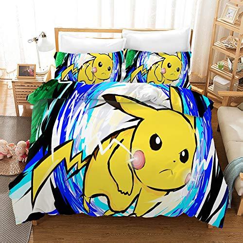 Vampsky Anime Pokemon Pikachu adolescentes hogar Ropa