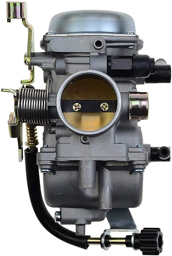 Some reservation WOOSTAR Carburetor Replacement for Bay Kawasaki KLF300 Luxury goods 1986-2005