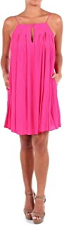 AGLINI Luxury Fashion Womens 125081F82217 Fuchsia Dress | Season Outlet