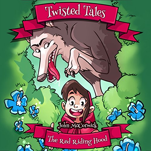 Twisted Tales: Red Riding Hood copertina