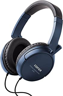 Edifier H840 Audiophile Over-The-Ear Headphones - Hi-Fi Over-Ear Noise-Isolating Closed Monitor Music Listening Stereo Hea...