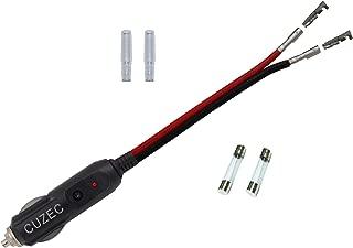 CUZEC 12V Cigarette Lighter Power Adapter