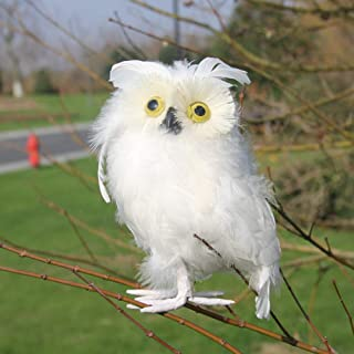 Best white feather owl Reviews