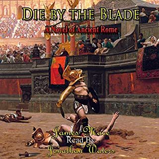 Die by the Blade audiobook cover art