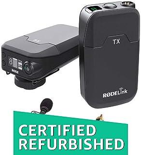 Rode RodeLink FM Digital Wireless Filmmaker System (Certified Refurbished)