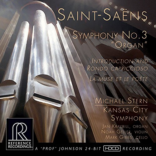 Saint Saens: Symphony No. 3 Organ