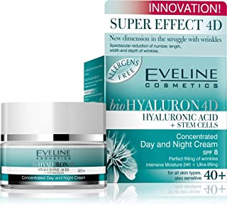 bioHyaluron Concentrated Face Day and Night Cream 40 for All Skin Types, Also Sensitive 50 ml