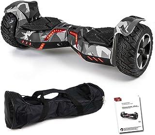 Tragbare Oxford Stoff Hoverboard Tasche Handtaschen f/ür selbstausgleichendes Auto 6,5 Zoll schwarz