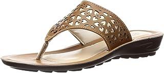 BATA Women's Lazer Thong Rance Fashion Slippers