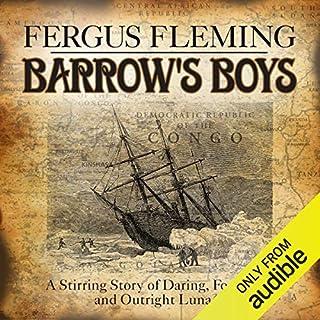 Barrow's Boys audiobook cover art
