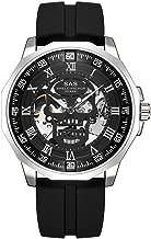 Men's Skull Head Fashion Punk Style Automatic Mechanical Watch