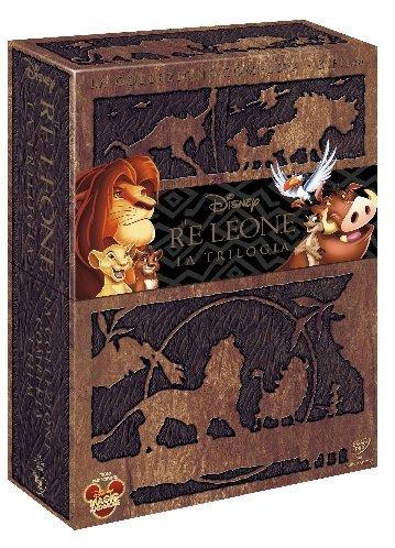 Il Re Leone - La Trilogia (3 Dvd) Rigid Case