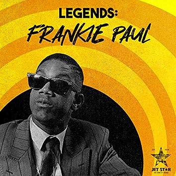 Reggae Legends: Frankie Paul