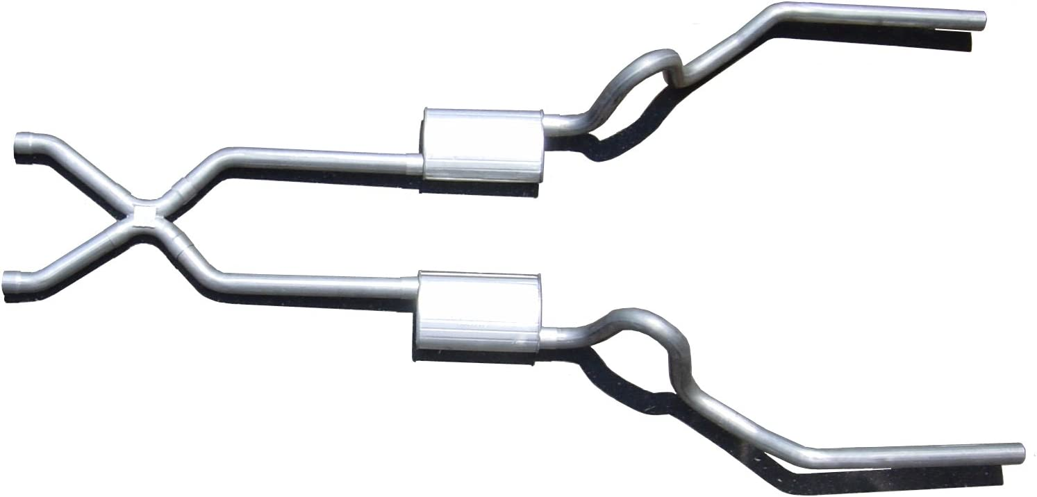 Pypes Performance Exhaust SGA12S Price reduction System 35% OFF Compli Non-Carb