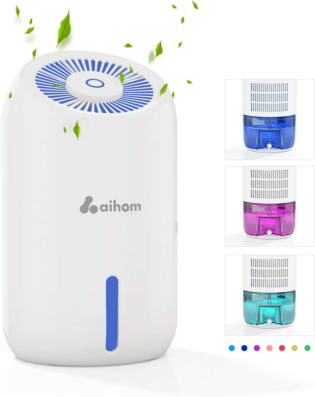 AiHom Mini Dehumidifiers for Home 35.34oz Ultra Discount mail Reservation order P Quiet 1000ml