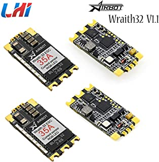 LHI 4PCS Wraith32 - 32bit blheli_s 32 ESC 35A DSHOT1200 Built in Current Sensor For FPV Quadcopter