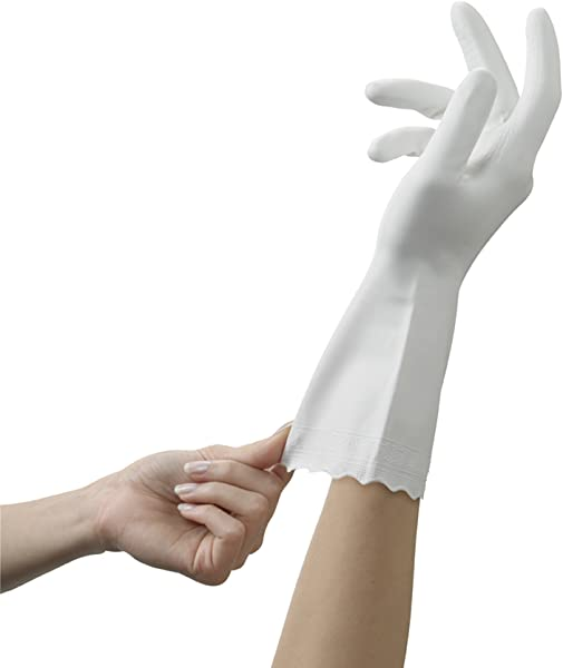Mr Clean 243033 Bliss Premium 1 Pair Latex Free Gloves Medium