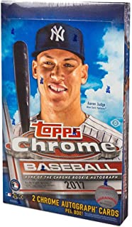 topps chrome hobby box 2017