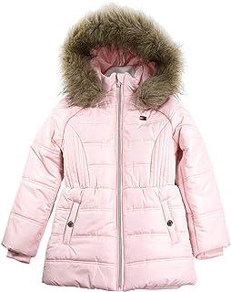 Fb Tommy Hilfiger Baby Girl Jacke Tommy Jacket KN0KN01099 rosa