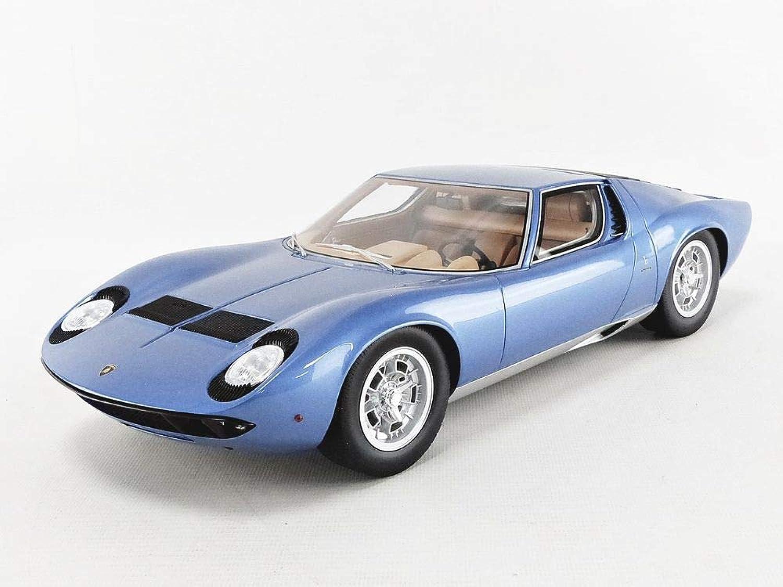 Ahorre hasta un 70% de descuento. Gt Spirit GTS12501BL - Coche en Miniatura de de de colección, Color Azul  Mercancía de alta calidad y servicio conveniente y honesto.