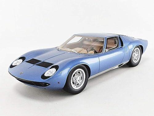 GT Spirit GTS12501BL, Miniatur-Spielzeug, Blau