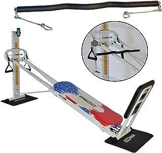 GR8FLEX EZ Curl Bar - Heavy Weight Training Accessory...
