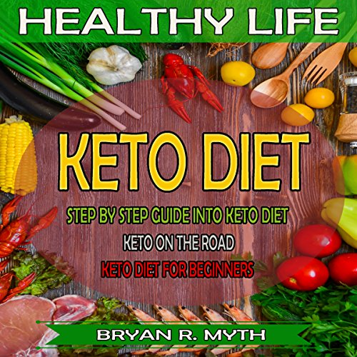Keto Diet: 3 Manuscripts audiobook cover art