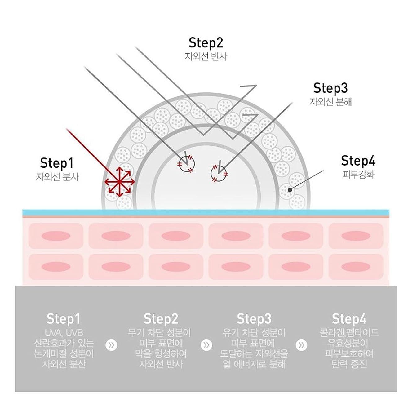 小麦パーティションスタジオセルピュチョンCレーザーサンスクリーン100(SPF50+/PA+++)50ml、Cell Fusion C Laser Sunscreen 100 (SPF50+ / PA+++) 50ml [並行輸入品]
