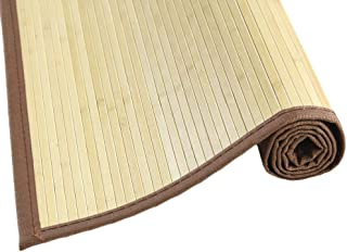 MI CASA Mi Alfombra de Bambu, Multicolor, 150 x 200 cm