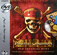 Pirates of the Caribbean DVD Treasure Hunt by Imagination