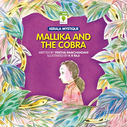 Mallika and the Cobra audiobook cover art