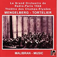 Anacreon Overture/Cello Concer by TORTELIER/LE GRAND ORCHESTRE D