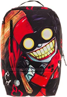 Harley Quinn by Chris Umingo Deluxe Designer Backpack