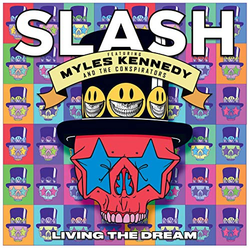Living the Dream (Feat. Myles Kennedy & the Conspi