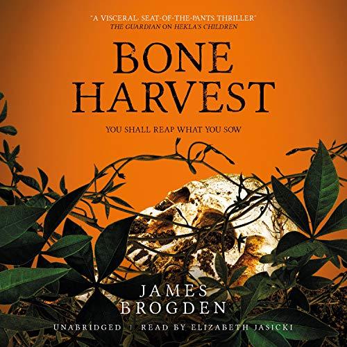 Bone Harvest Titelbild
