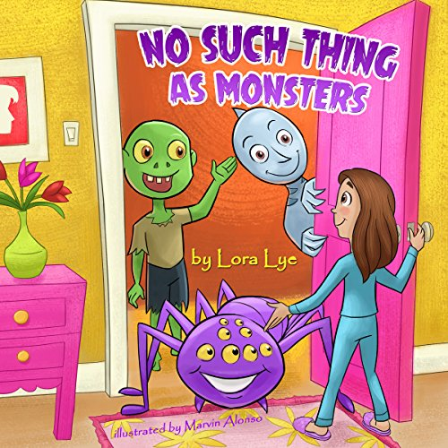 No Such Thing as Monsters audiobook cover art