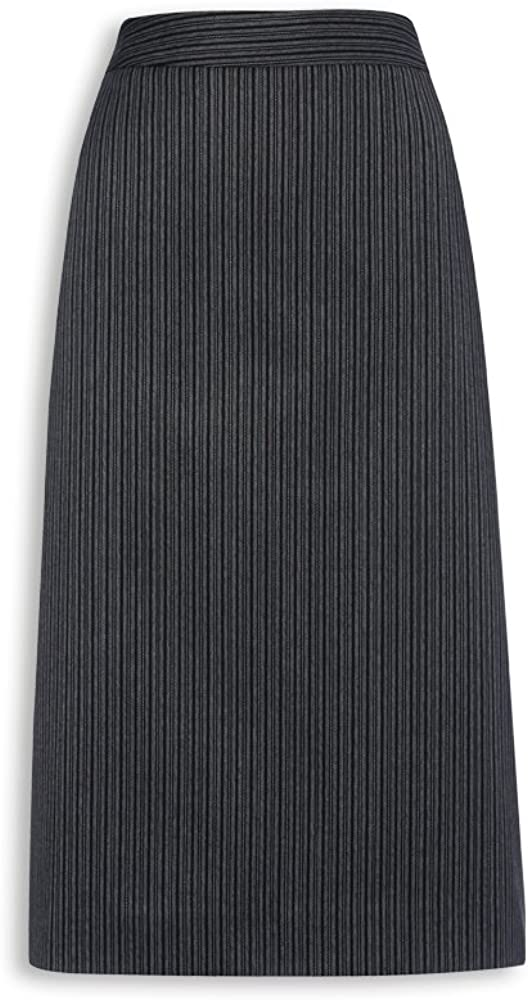 Alexandra Workwear Womens Morning Stripe Skirt