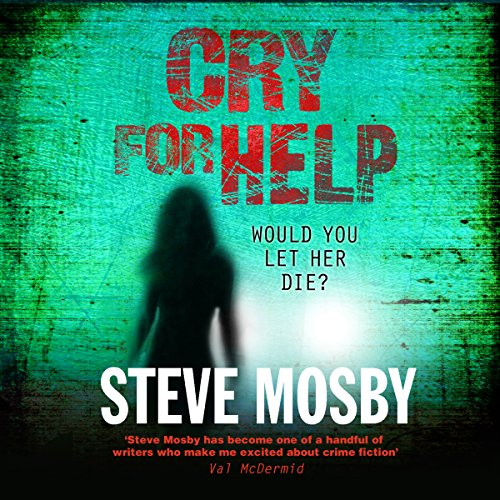 Cry for Help audiobook cover art