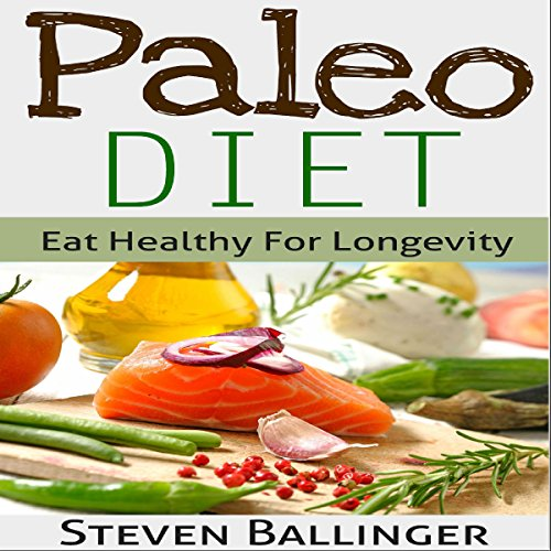 Paleo Diet For Beginners audiobook cover art