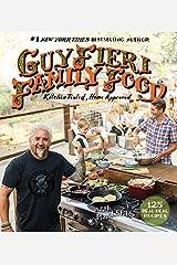 Guy Fieri Family Food Hardcover
