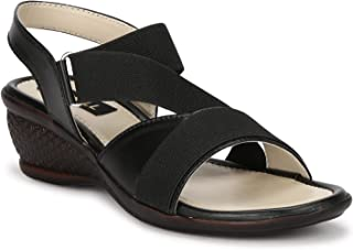 Denill Women's Comfortable Wedge Heel Fashion Sandal