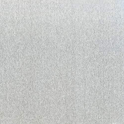 GAH-ALBERTS 465964 Chapa lisa, gebürstet in Edelstahloptik, 250 x 500 x 0,5 mm