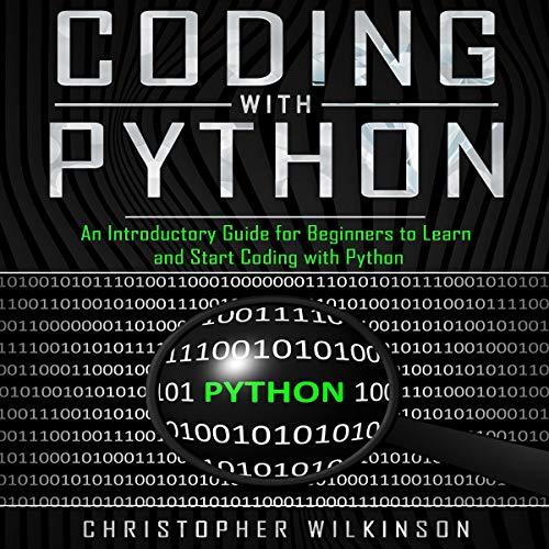 Couverture de Coding with Python