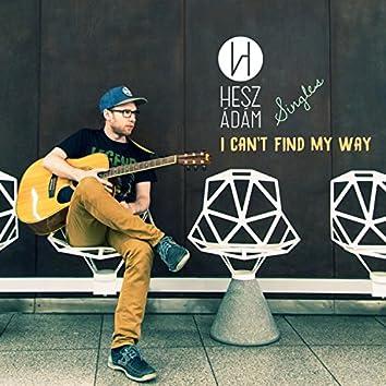 I can't find my way (feat. Ulbert Ferenc & Gébert Attila)