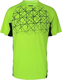 UV Sun Protection Sport T Shirts for Men Short Sleeve Athletic Tee