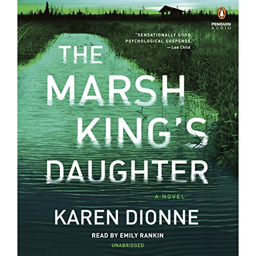 The Marsh King's Daughter cover art