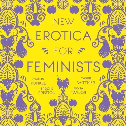 New Erotica for Feminists Titelbild