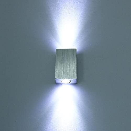 af1340d06190 Louvra Up and Down Wall Lights Aluminum Mini Interior Wall Lamp Indoor LED  Wall Light Small