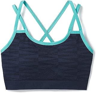 Seamless Strappy Sports Bra - Women's Merino Wool Performance Bra
